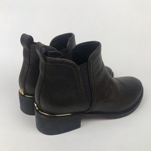 Tory Burch Griffith Ankle Boots 9.5
